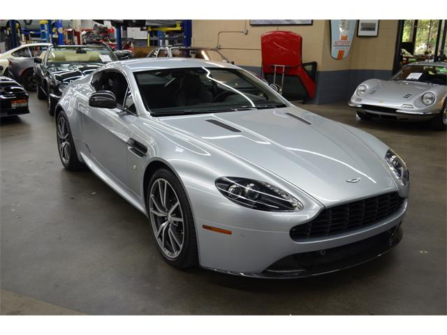 2013 Aston Martin Vantage (CC-1382809) for sale in Huntington Station, New York