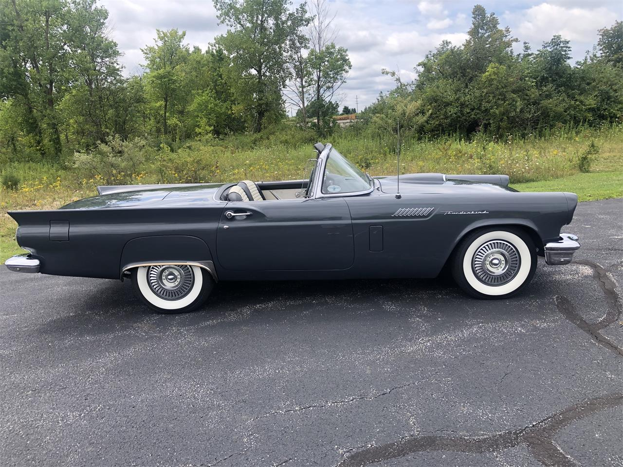 1957 Ford Thunderbird (CC-1382813) for sale in Solon, Ohio