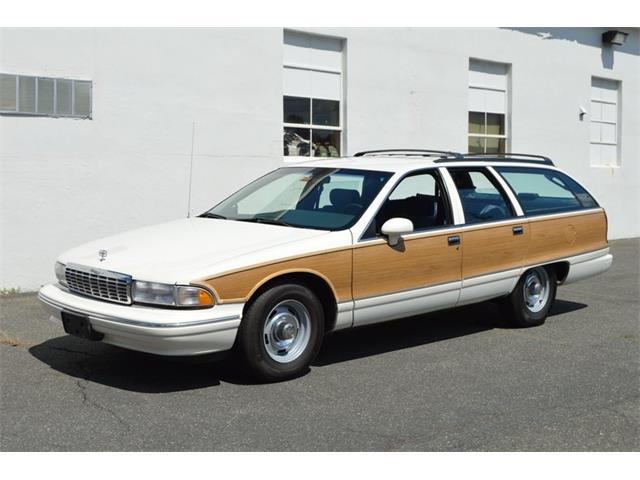 1993 Chevrolet Caprice (CC-1380282) for sale in Springfield, Massachusetts