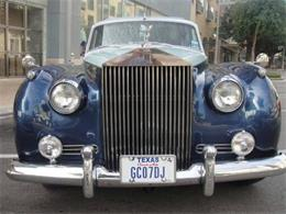 1959 Rolls-Royce Silver Cloud (CC-1380288) for sale in Cadillac, Michigan