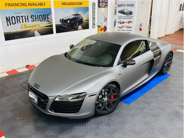 2015 Audi R8 (CC-1380029) for sale in Mundelein, Illinois