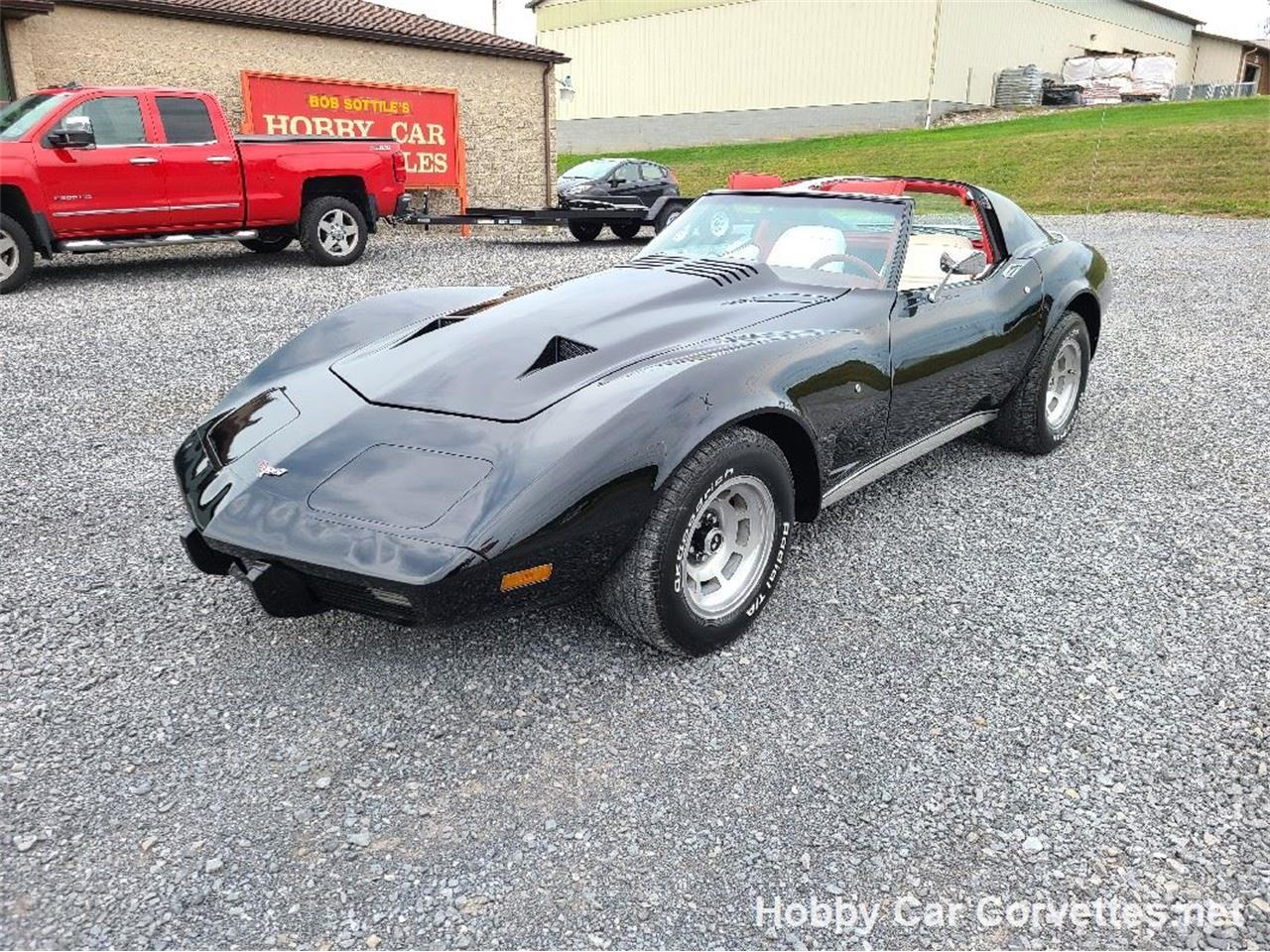1977 Chevrolet Corvette (CC-1382908) for sale in martinsburg, Pennsylvania