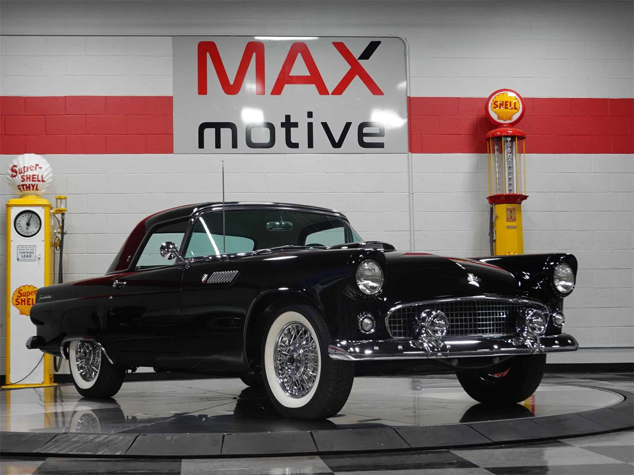 1955 Ford Thunderbird (CC-1382922) for sale in Pittsburgh, Pennsylvania