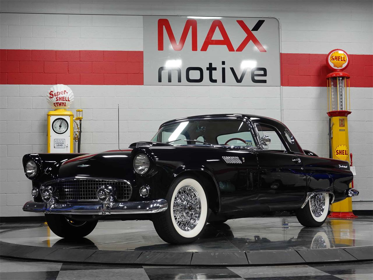 1956 Ford Thunderbird (CC-1382923) for sale in Pittsburgh, Pennsylvania