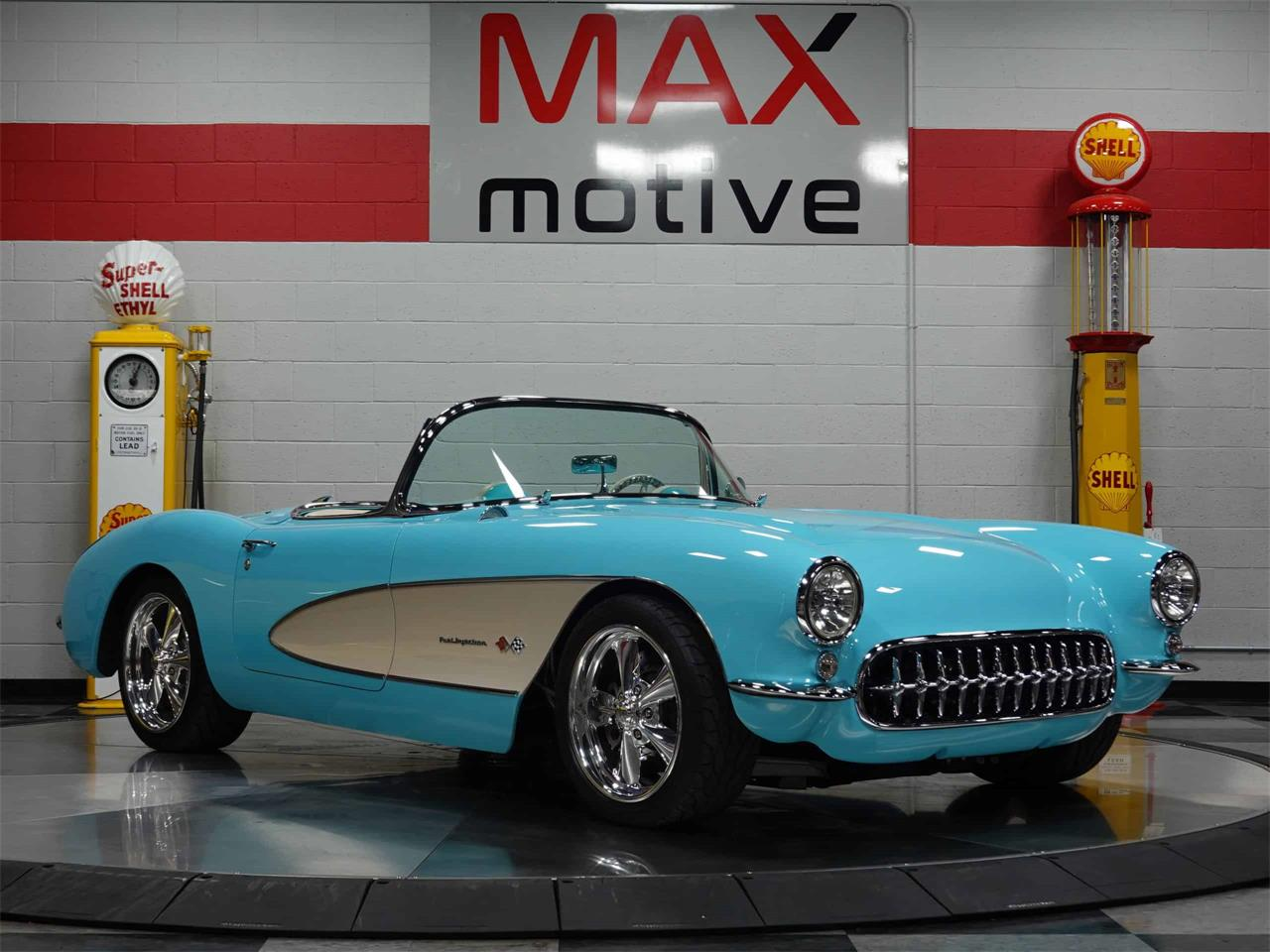 1957 Chevrolet Corvette (CC-1382927) for sale in Pittsburgh, Pennsylvania