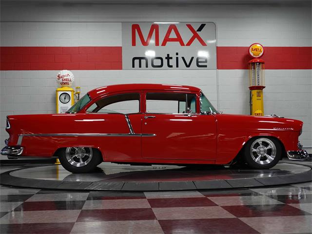 1955 Chevrolet 210 (CC-1382929) for sale in Pittsburgh, Pennsylvania