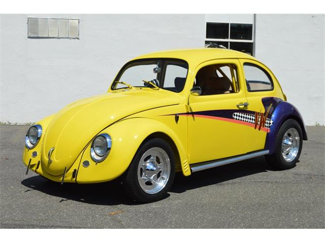 1963 Volkswagen Beetle (CC-1380293) for sale in Springfield, Massachusetts