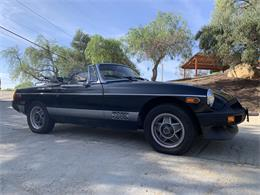 1980 MG MGB (CC-1382934) for sale in Chatsworth, California