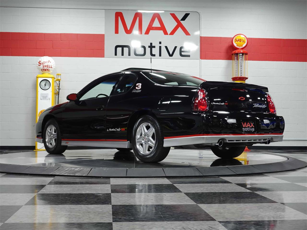 2002 Chevrolet Monte Carlo (CC-1382941) for sale in Pittsburgh, Pennsylvania