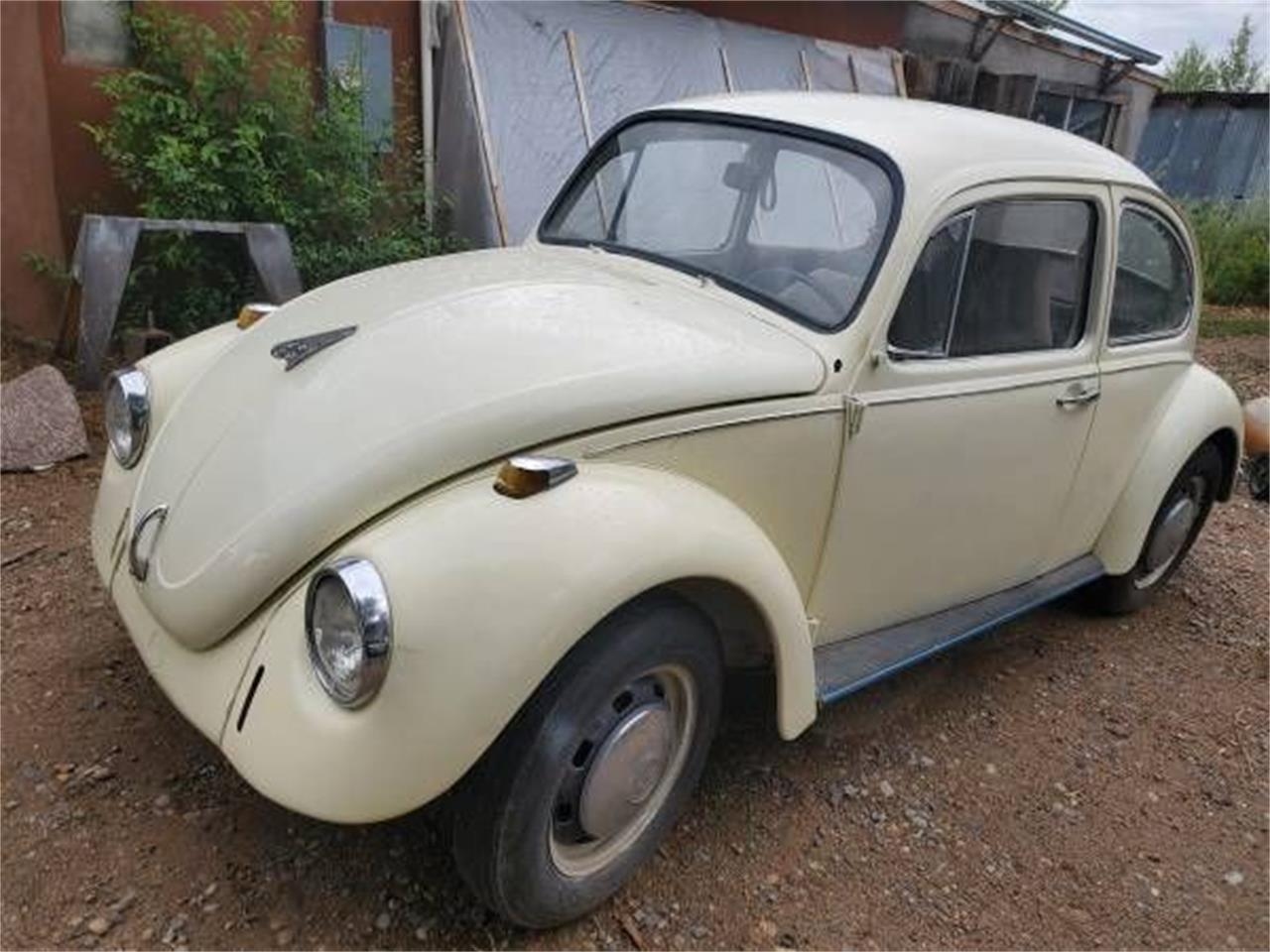 1968 Volkswagen Beetle (CC-1380295) for sale in Cadillac, Michigan