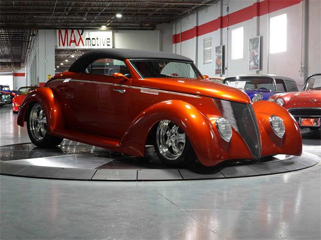1937 Ford Cabriolet (CC-1382957) for sale in Pittsburgh, Pennsylvania