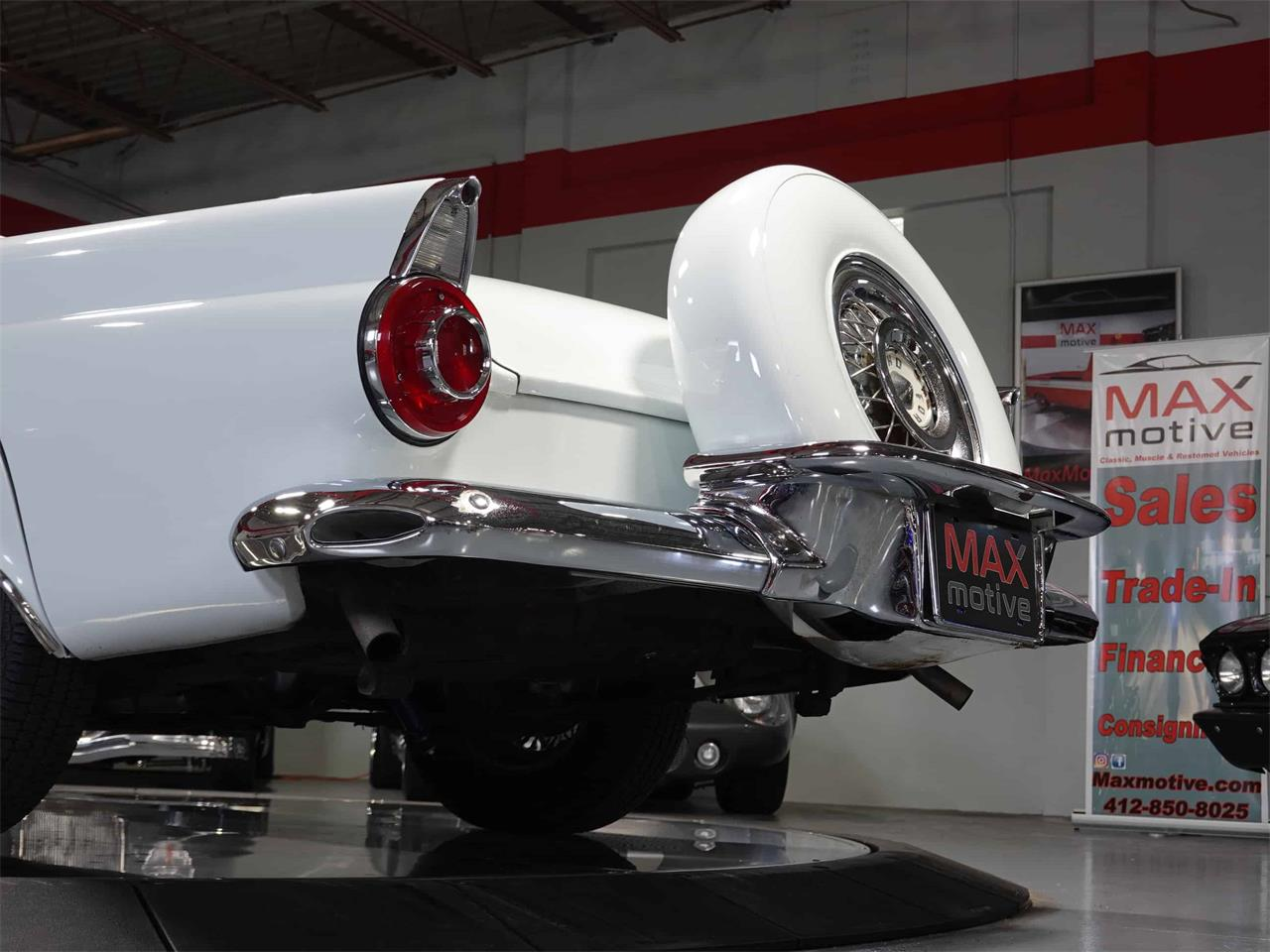 1956 Ford Thunderbird (CC-1382959) for sale in Pittsburgh, Pennsylvania