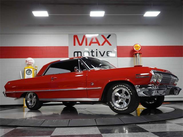 1963 Chevrolet Impala (CC-1382967) for sale in Pittsburgh, Pennsylvania