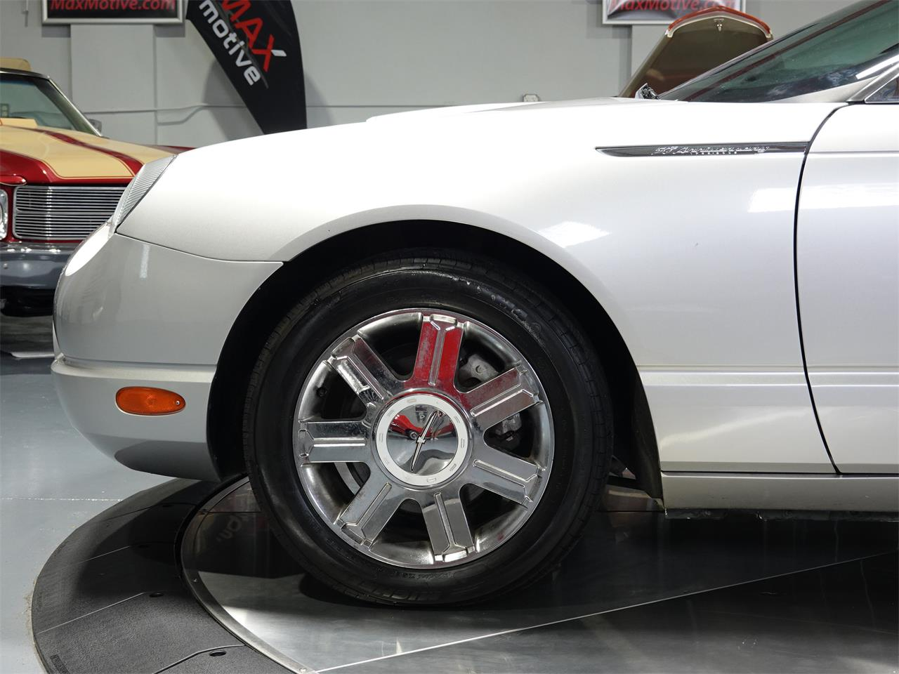 2005 Ford Thunderbird (CC-1382975) for sale in Pittsburgh, Pennsylvania