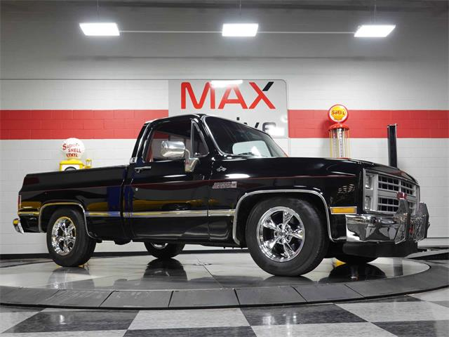 1985 GMC Sierra 1500 (CC-1382982) for sale in Pittsburgh, Pennsylvania