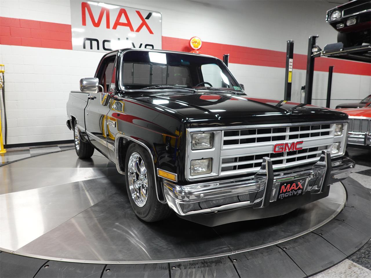 1985 GMC Sierra 1500 (CC-1382982) for sale in Pittsburgh, Pennsylvania