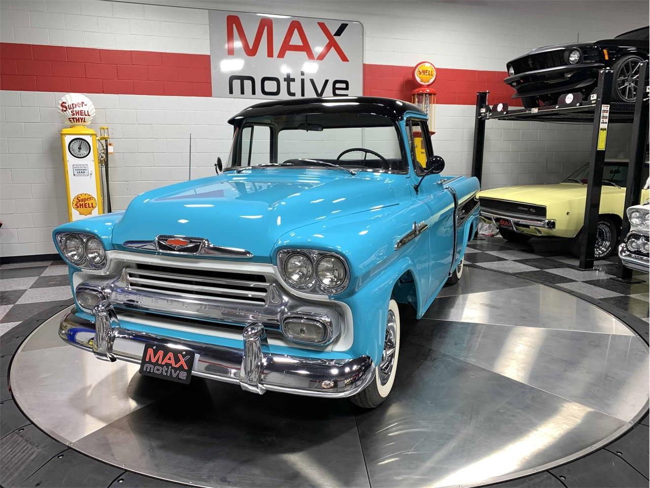 1958 Chevrolet Cameo (CC-1382994) for sale in Pittsburgh, Pennsylvania