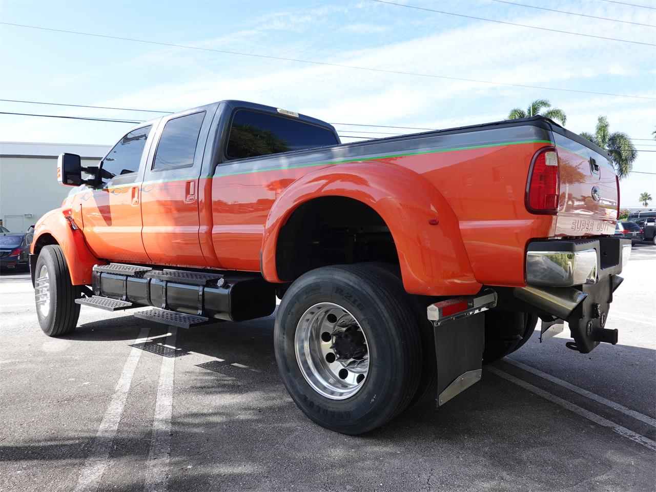 2007 Ford F750 (CC-1382998) for sale in Pittsburgh, Pennsylvania