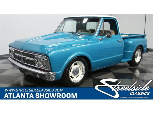 1967 GMC C/K 10 (CC-1380003) for sale in Lithia Springs, Georgia