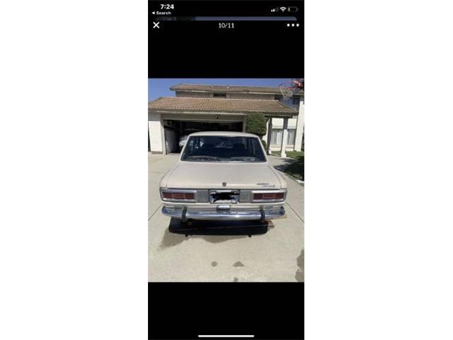 1970 Toyota Corona (CC-1380300) for sale in Cadillac, Michigan