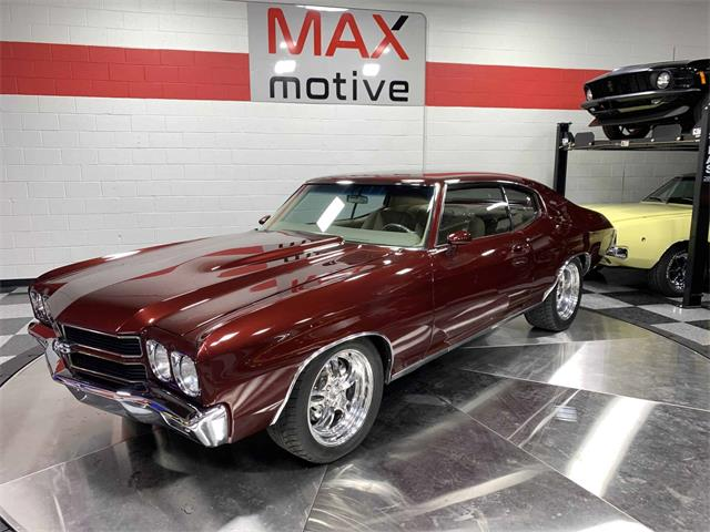 1970 Chevrolet Chevelle (CC-1383001) for sale in Pittsburgh, Pennsylvania