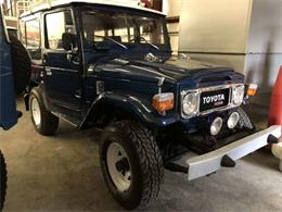 1979 Toyota Land Cruiser BJ (CC-1383015) for sale in Pittsburgh, Pennsylvania