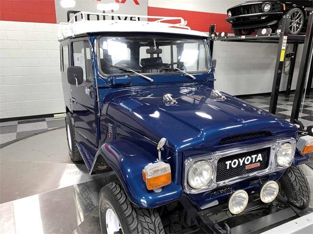 1979 Toyota Land Cruiser BJ (CC-1383015) for sale in Pittsburgh, Pennsylvania
