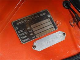 1957 Nash Metropolitan (CC-1383021) for sale in Pittsburgh, Pennsylvania