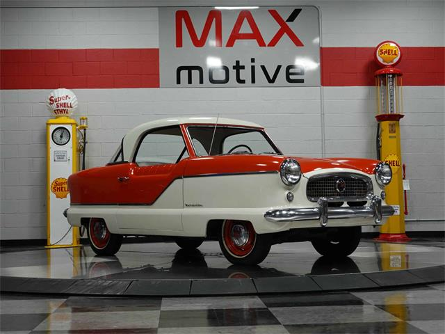 1957 Nash Metropolitan (CC-1383021) for sale in Pittsburgh, Pennsylvania