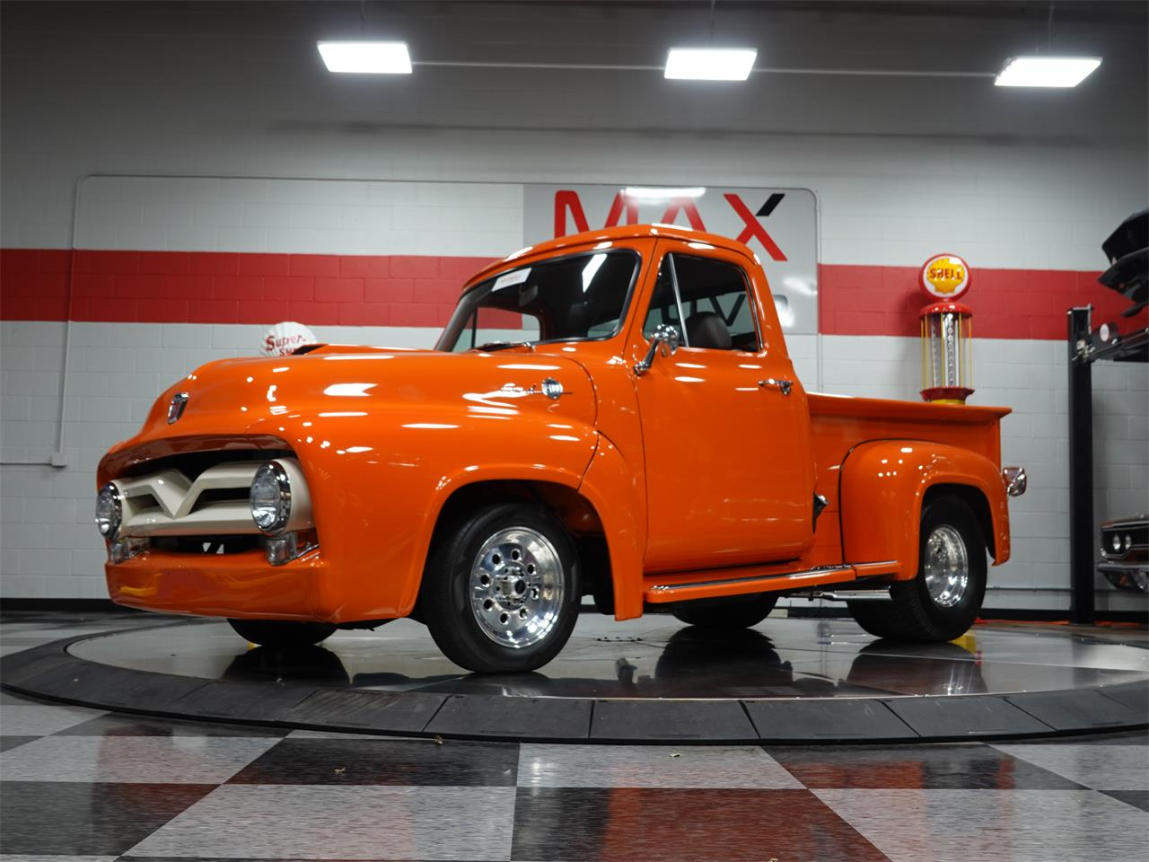 1955 Ford F100 (CC-1383022) for sale in Pittsburgh, Pennsylvania