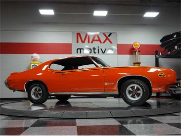 1969 Pontiac GTO (The Judge) (CC-1383025) for sale in Pittsburgh, Pennsylvania