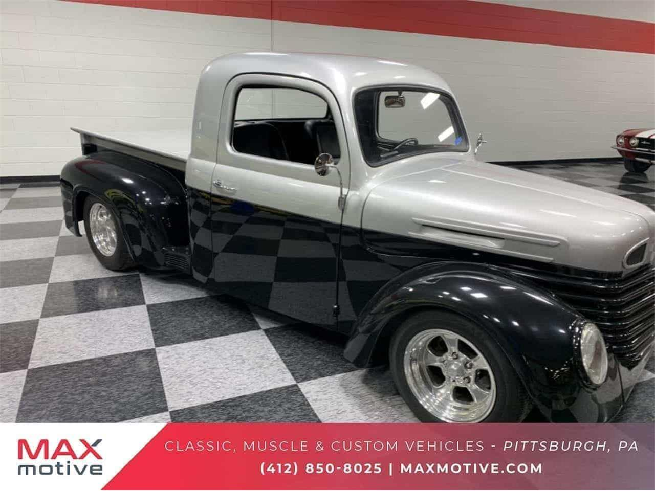 1950 Ford F1 (CC-1383026) for sale in Pittsburgh, Pennsylvania