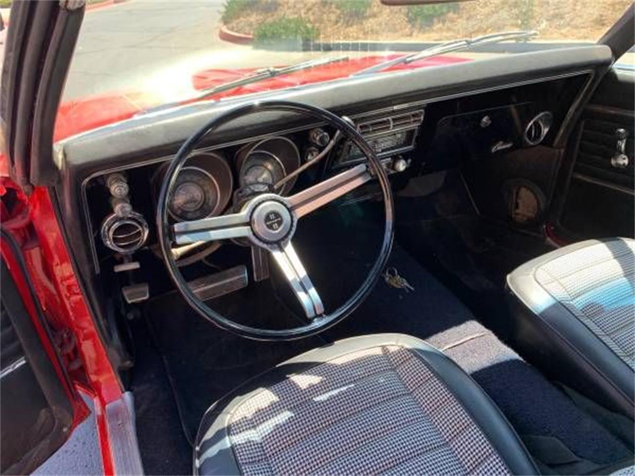 1968 Chevrolet Camaro (CC-1380303) for sale in Cadillac, Michigan
