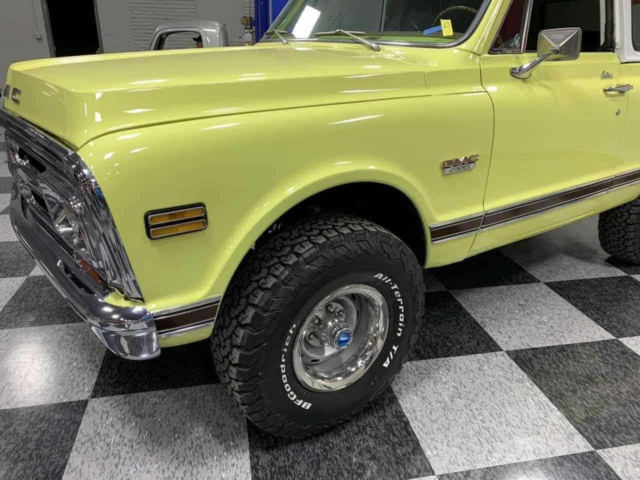 1971 GMC Jimmy (CC-1383034) for sale in Pittsburgh, Pennsylvania