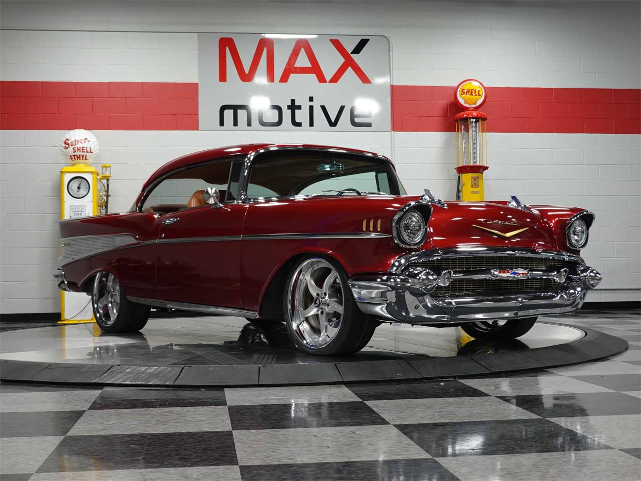 1957 Chevrolet Bel Air (CC-1383041) for sale in Pittsburgh, Pennsylvania