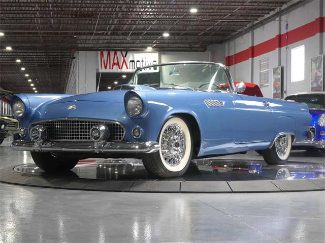 1955 Ford Thunderbird (CC-1383045) for sale in Pittsburgh, Pennsylvania