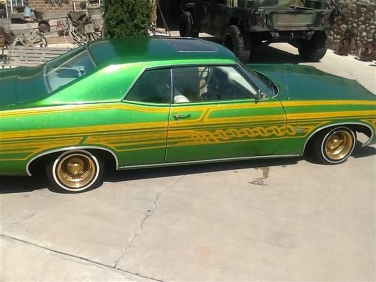1969 Chevrolet Impala (CC-1380305) for sale in Cadillac, Michigan