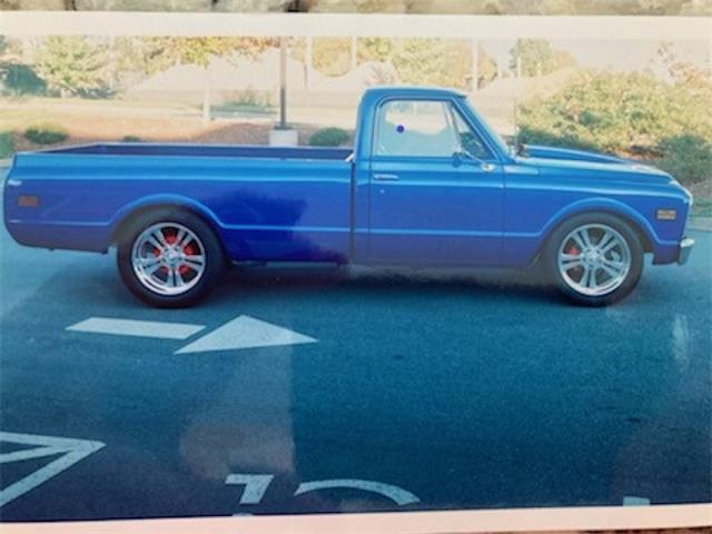 1968 Chevrolet C10 (CC-1380306) for sale in Tampa, Florida