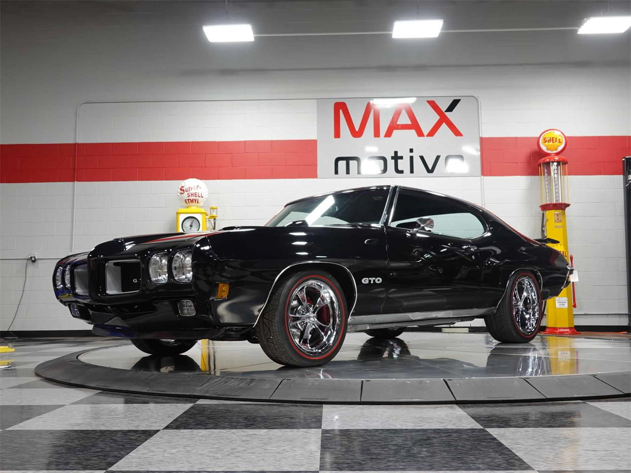 1970 Pontiac GTO (CC-1383066) for sale in Pittsburgh, Pennsylvania