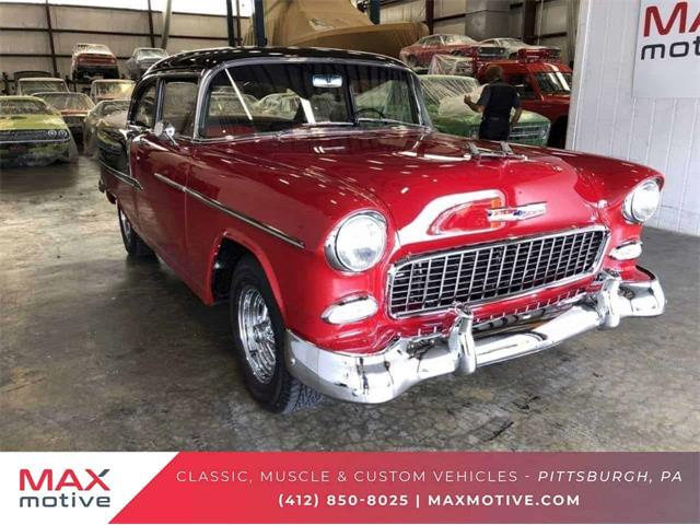 1955 Chevrolet Bel Air (CC-1383086) for sale in Pittsburgh, Pennsylvania