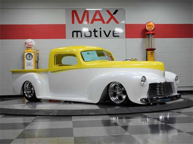 1947 Hudson Pickup (CC-1383090) for sale in Pittsburgh, Pennsylvania
