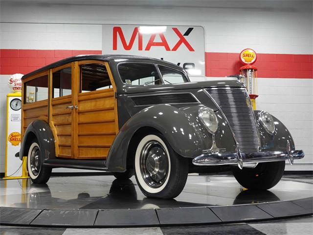 1937 Ford Woody Wagon (CC-1383092) for sale in Pittsburgh, Pennsylvania