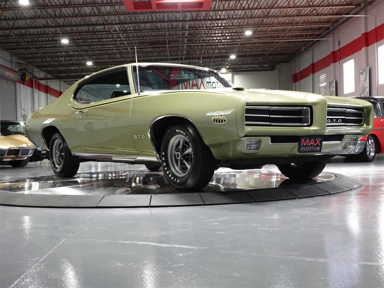 1969 Pontiac GTO (The Judge) (CC-1383094) for sale in Pittsburgh, Pennsylvania