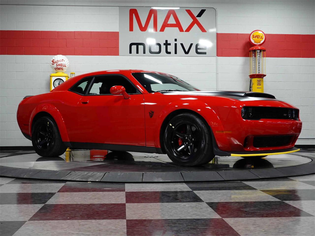 2018 Dodge Demon (CC-1383097) for sale in Pittsburgh, Pennsylvania