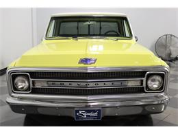 1970 Chevrolet C10 (CC-1383105) for sale in Ft Worth, Texas