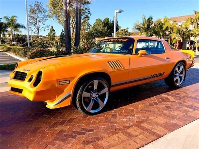 1979 Chevrolet Camaro (CC-1380311) for sale in Cadillac, Michigan