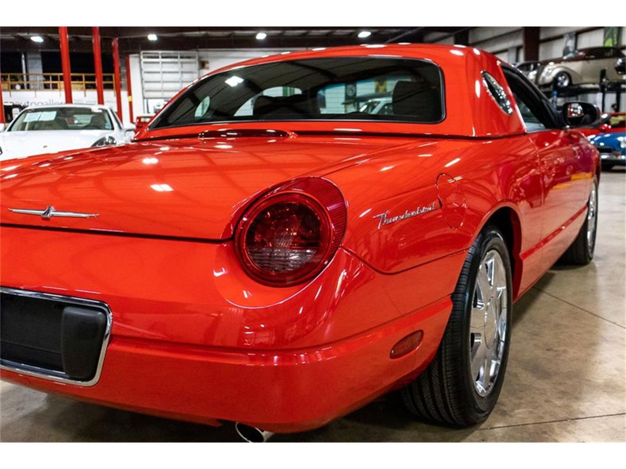 2002 Ford Thunderbird (CC-1383116) for sale in Kentwood, Michigan
