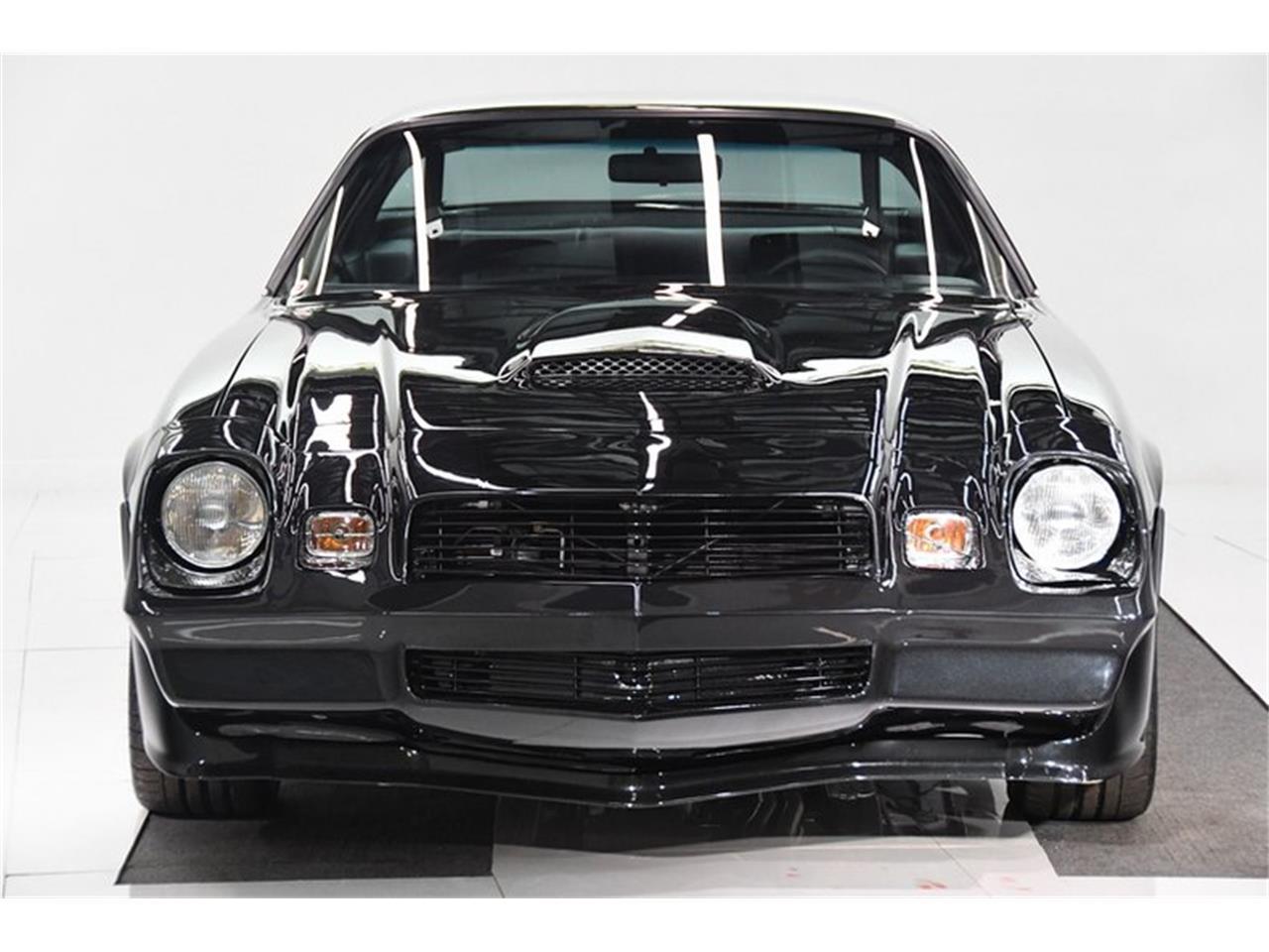 1981 Chevrolet Camaro (CC-1383140) for sale in Volo, Illinois