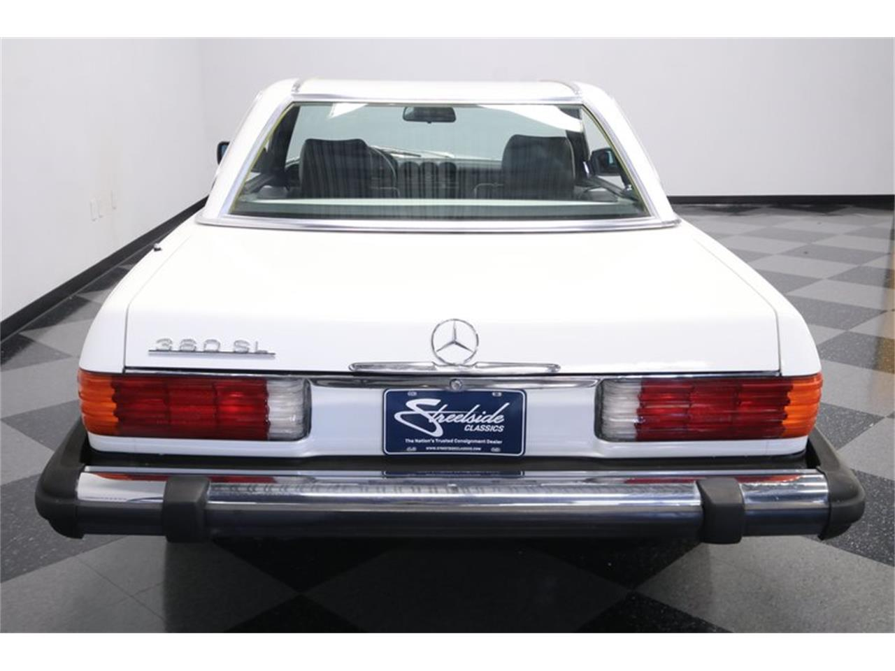 1984 Mercedes-Benz 380SL (CC-1383142) for sale in Lutz, Florida