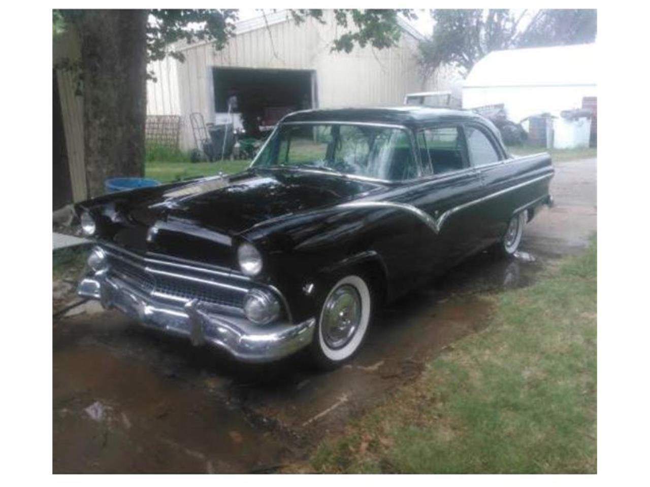 1955 Ford Sedan (CC-1380315) for sale in Cadillac, Michigan